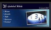 Website Galabal HILOK 2007